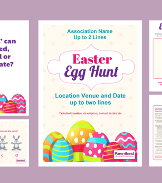 Easter egg hunt pack