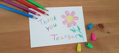 What makes a good teacher gift?