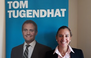Interview with Michele Kavanagh - PTA co-chair and caseworker for Tom Tugendhat MP