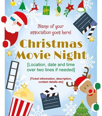 christmas film night