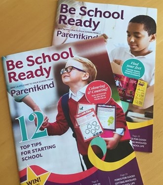 Be School Ready magazines
