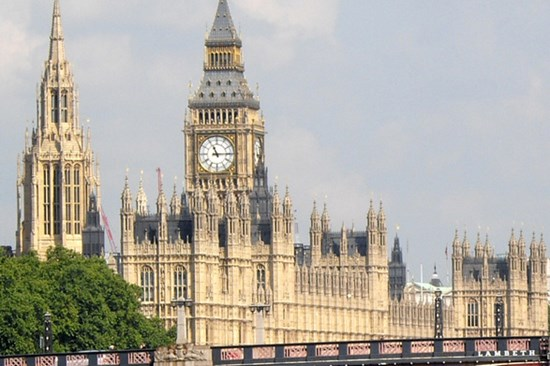 Houses of Parliament, licenced under CC 2.0 BY Rev Stan