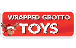 Wrapped Grotto Toys